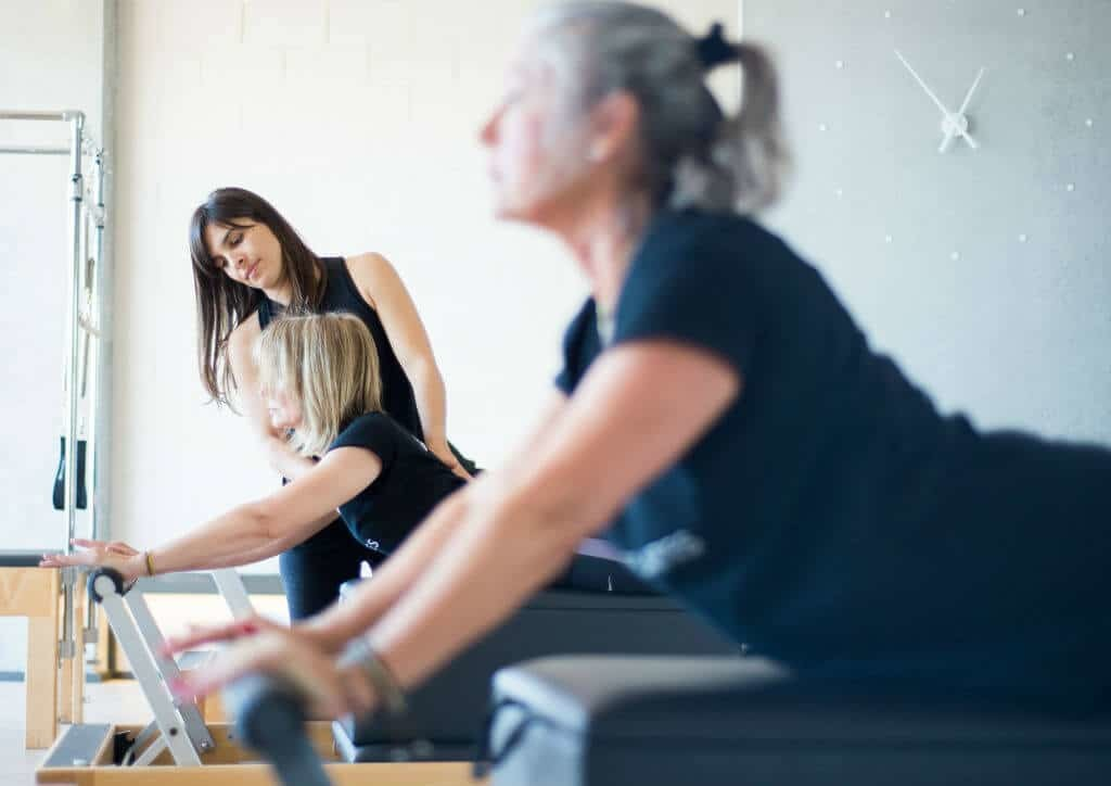 classe de pilates gratis