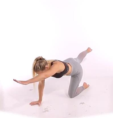 Clase #5 – Clase para fortalecer la espalda