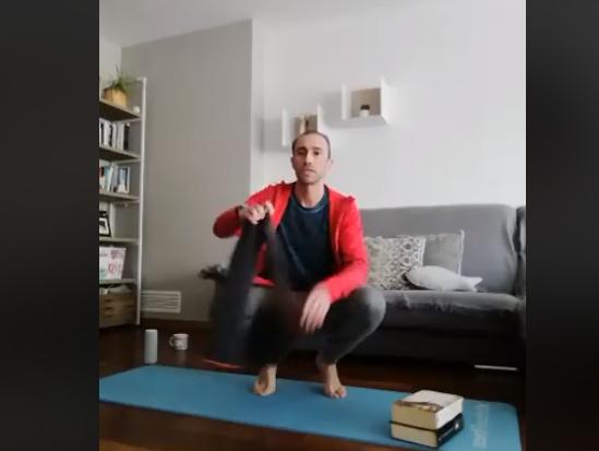 Pilates básico para estirar