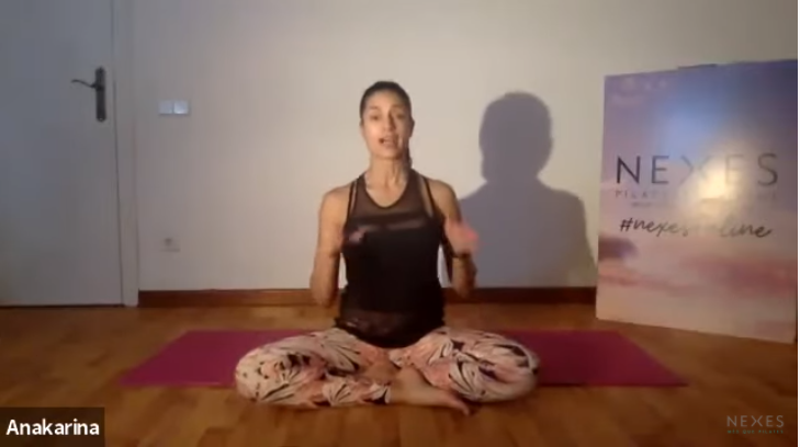 Pilates Workout con Anakarina – Martes 17/11 a las 18:00