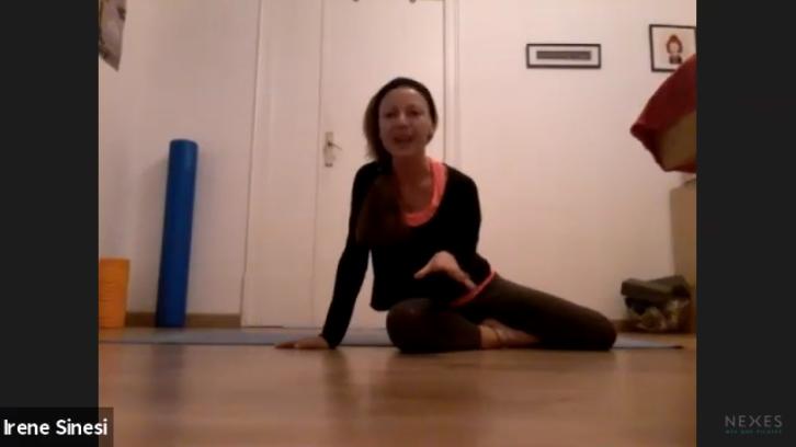 Pilates para Espalda con Irene – Lunes 30/10 a las 18:00